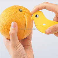 Novelty Items Lovely Bird Lemon Orange Peeler Creative Tools For Fruits