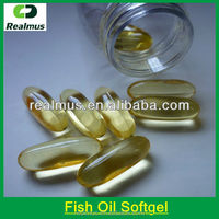 health care product benefits omega 3 fish oil halal softgel capsules