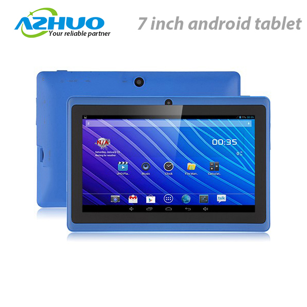 Cheapest 7 inch Q88 quad core android tablet best wifi 7