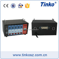 Hot Runner Controller Manufacturer TINKO 5 zone Plastic Injection Temperature Controller for Packing Plastics