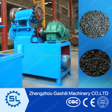 waste tire block cutting machine for tire powder making process