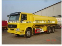 The Sinotruck Howo Fuel Tank Truck