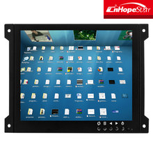 Resisitve touch screen monitor 15 inch open frame display hdmi usb