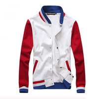 Wholesale Custom Varsity Jacket, Leather Jacket for Men