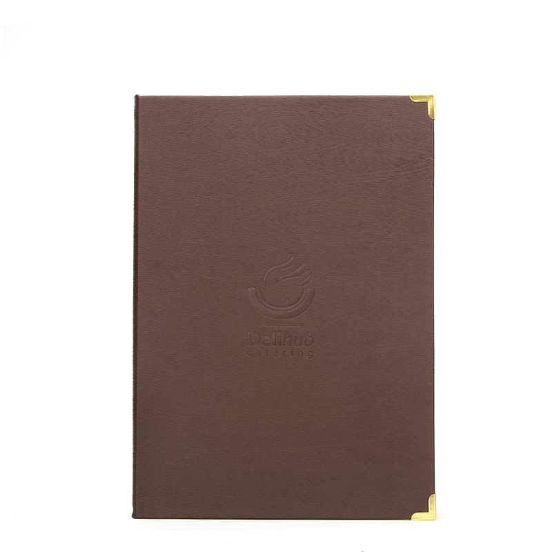 Promotional A4 A5 A6 Notebook Made of PU Leather