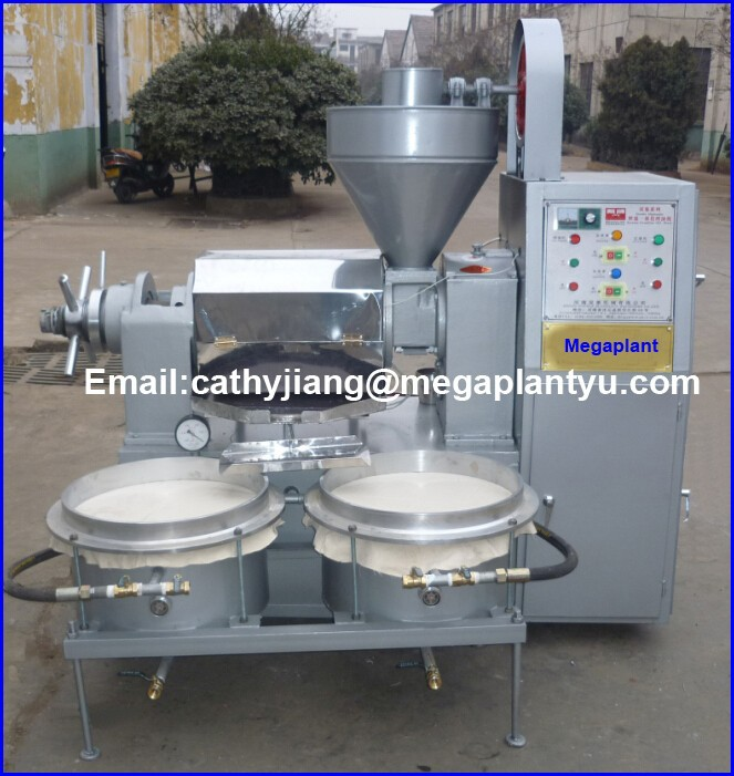 Rapeseed Oil Expeller /Sunflower Seed Oil Mill/Peanut Oil Presser
