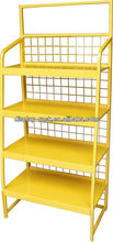 Fashion kendall oil display rack HSX-407