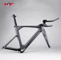 Hongfu High Modulus Toray T800 Carbon Time Trial Frame UD Matt/glossy Triathlon TT Bike Frame