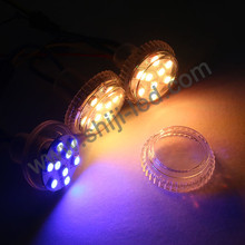 DC12V 2.16W outdoor building decorate 35mm UCS1903 rgb led pixel light