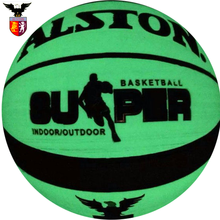 Laninated PU Light Up Night Basketball