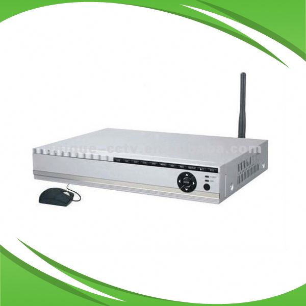 4CH dvr recorder With SMS/MMS alarm and television function