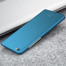 MSVII Super Slim Smooth & Matte Hard Back Mobile Phone Skin Cover Cases for Xiaomi Mi Note Note 2