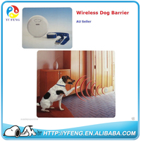 2015 Fashion outdoor beautiful wireless dog fence