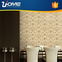Uhome 3D Washable Mica Wallpaper Waterproof for Home Wall Covering