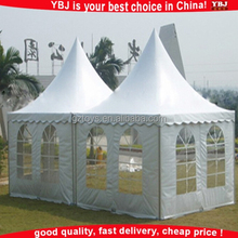YBJ strong material cheap white wedding marquee party tent 6x12 for sale