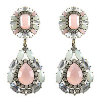 Alibaba China Supplier Hot Jewelry 2014 Fashion Drop Earring