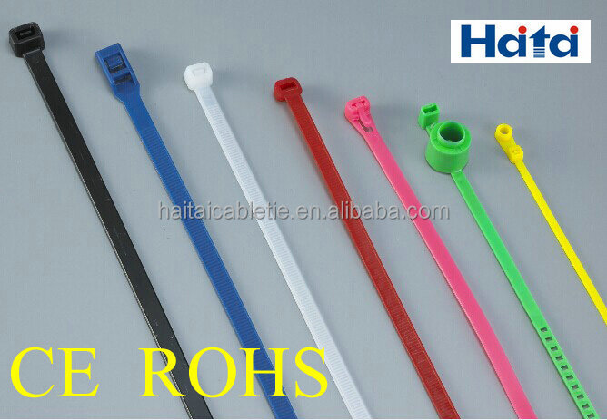 Wenzhou Yueqing Factory Price Popular Size 4'' Cable Tie 150mm