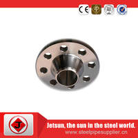 plate flange RF and weld neck flange cs B16.5 a105