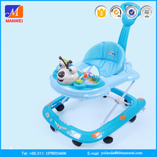 Hot Sale Bear Play Toy Music And Lights Baby Walker Cum Swing