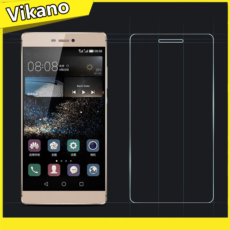China Supplier Premium 9H Tempered Glass Screen Protector For Huawei P8