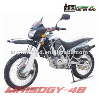 MH150GY-4B motorcycle 150cc dirt bike for sale cheap