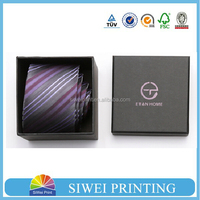 High quality tie packaging boxes, bow tie boxes wholesale