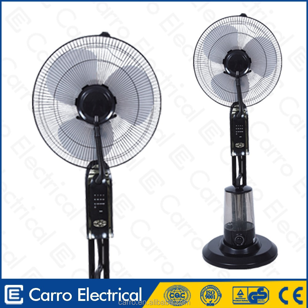 Carro Electrical 220v 75w 4l Capacity Solar Mist Fan Price Mist ...