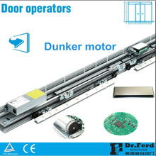 One Fixed and Two Slide Telescopic Automatic Door Controller