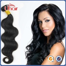 PURE Wholesale 100% Human Hair loose wavy virgin hair cambodian