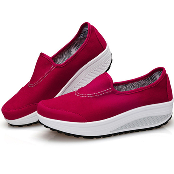 Popular Women's Shape Ups Perfect Comfort Fashion Sneaker