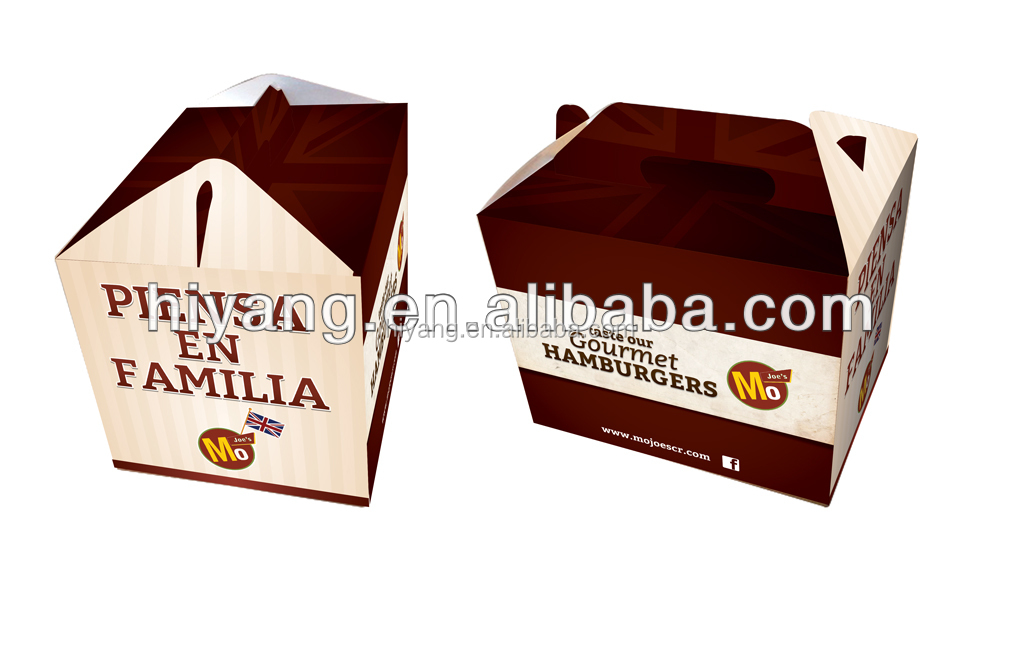 Loving High Quality Cake Box Packaging Design, Paper Packaging Box for Cake