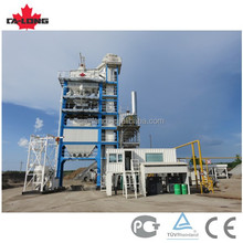 120t/h hot product hot mix asphalt plant
