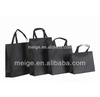 BSCI AUDITED non woven bag/plain canvas tote bag