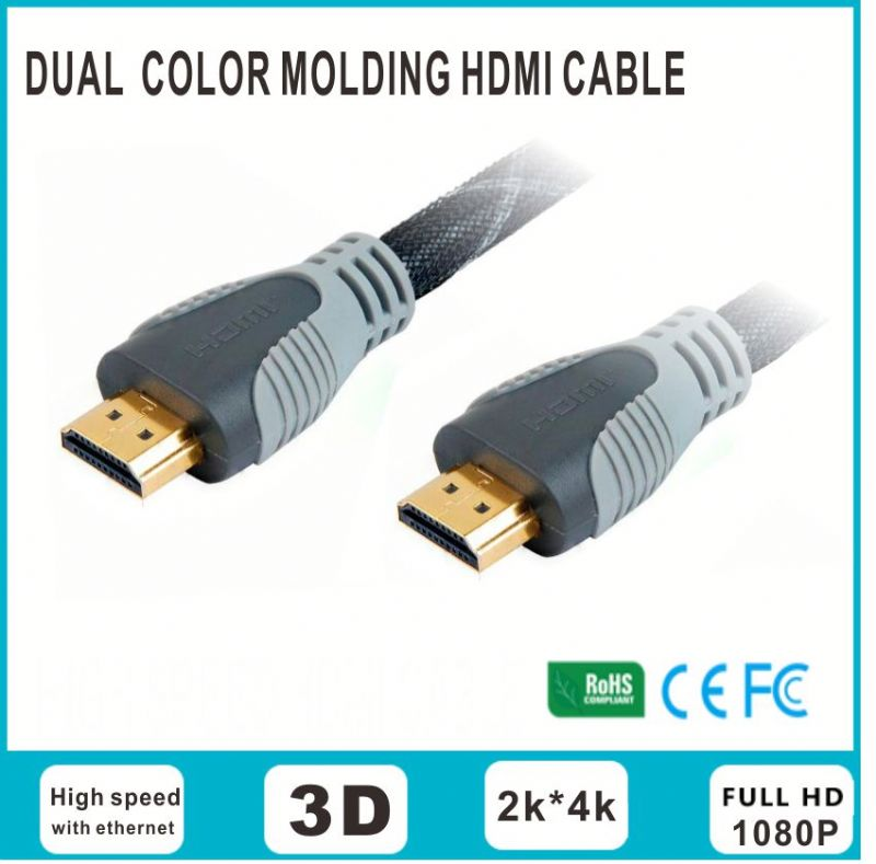 High speed 10 ft hdmi cable