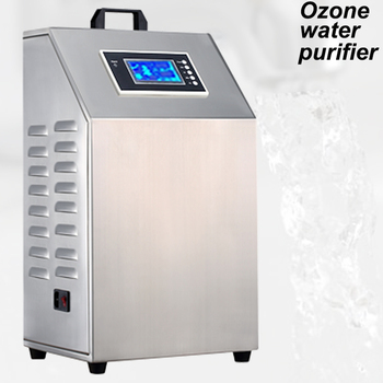 Portable water and air ozonator for water purification and air purified,home ozone water purifier