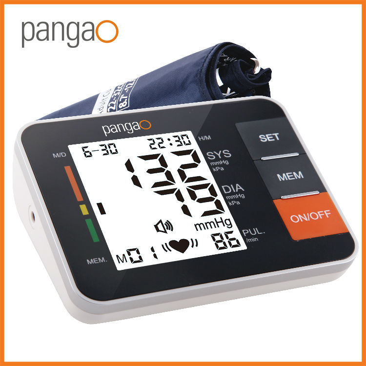 CE and FDA approved Blood pressure monitor