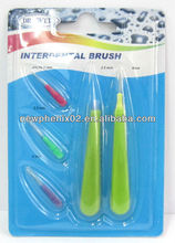 Dr Smith FDA Approved Cylindrical/Tapered Interdental brushes