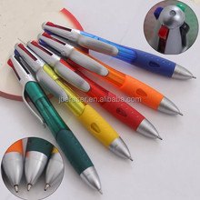 Promotional advertising multi color ballpen