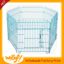 Hot selling pet dog products high quality chain link dog kennel lowes