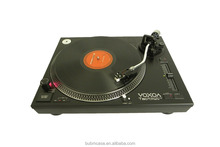 VOXOA Vinyl Turntable Record Player & BAR TURNTABLE with dust cover T60