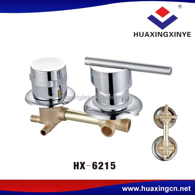 Durable up-down structure bath shower panel steam interface faucets HX-6215 wholesale brass faucet