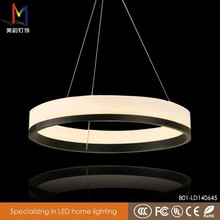 2015 holesale contemporary led color changing round acrylic chandelier / remote control led chandelier lamp/chinese chandelier