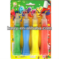 puffy paint 12c 6ml puff paint set non-toxic