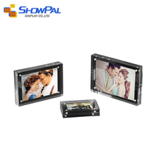 Excellent quality acrylic block picture photo frame