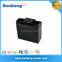 Professional factory custom lifepo4 battery 48v 18ah for electric vehicle