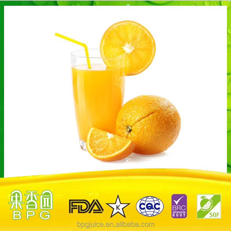 Frozen Orange juice concentrate