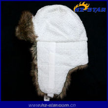 HZM-13825 2016 New Arrival Hats Warm Full Protection Ear Flap Chin Strap and Windproof Mask Ushanka Hats