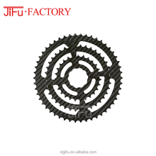 Hot sales good quality carbon fiber bicycle flywheels accessory