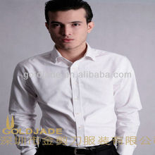 2013 latest mens dress shirt designs oem for men