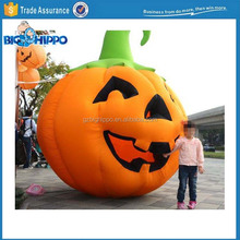Carnival Halloween Giant Inflatable Pumpkin Decoration